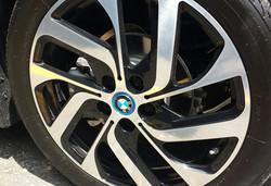 Rad des BMW i3