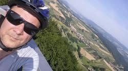 Biketour - vom Cheisacherturm