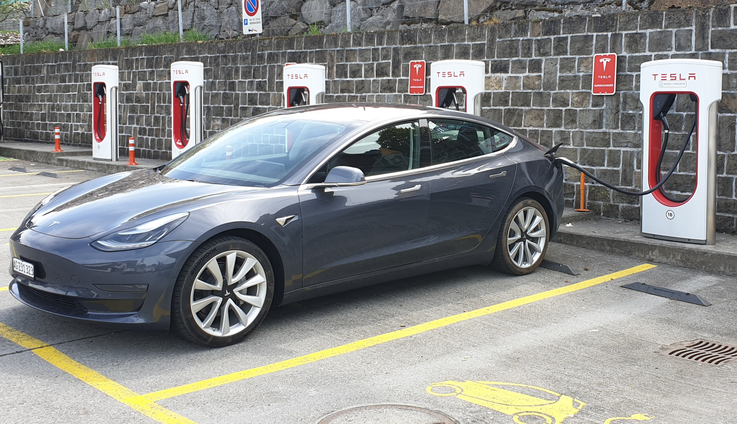 Supercharger Beckenried