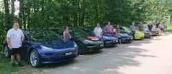 Alle Model 3-Fahrer