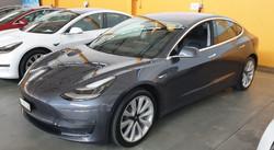 Tesla-Übergabe in Höri