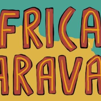 #UNBORDER – The Great African Art' Caravan