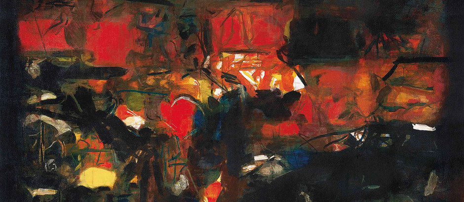 Raza: Not just the second-most expensive Indian painter