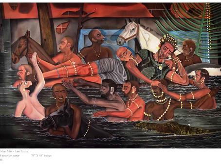 Abul Hisham: Intertwining Socio-cultural Spaces with Personal Narratives
