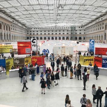 CosMoscow International Art Fair: A New Hybrid Format