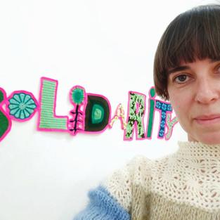 Olga Bozhko: Threading the Fabric of Contemporary Art