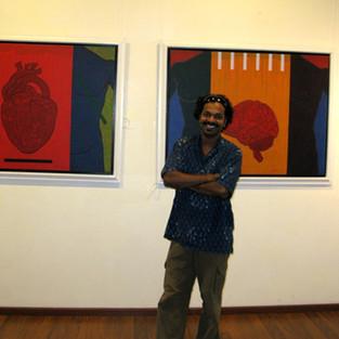Rajan Shripad Fulari: An Artist on the Move