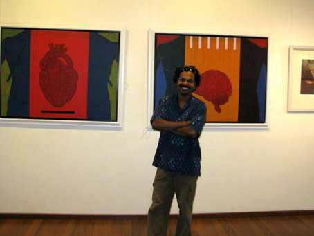 Rajan Shripad Fulari: An Artist on the Move