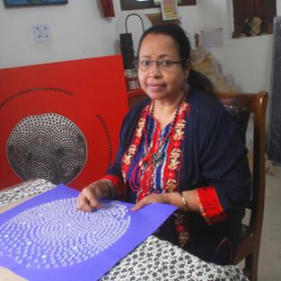 Hemavathy Guha: Art of Multiple Sensitivities