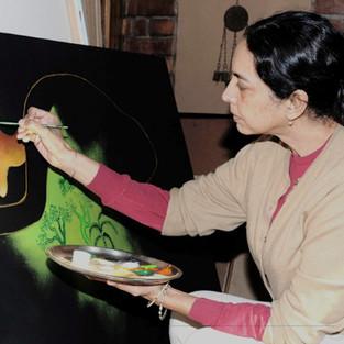 "Arpana Caur: The ""Multi-aware"" Artist"