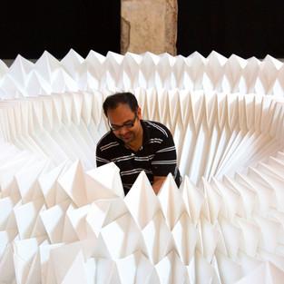Ankon Mitra: The Art of 'Oritecture'