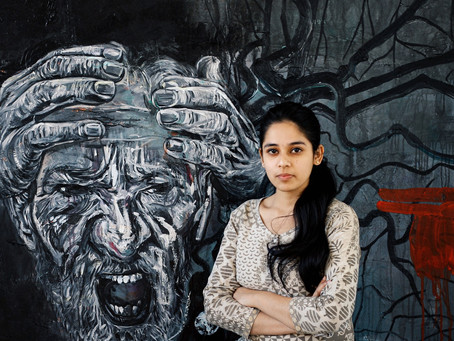 Vandana Kumari: Expressing the Human Condition and Psyche