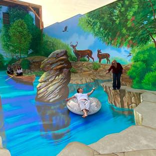 Tracy Lee Stum: Street Magician of 3D Chalk Art