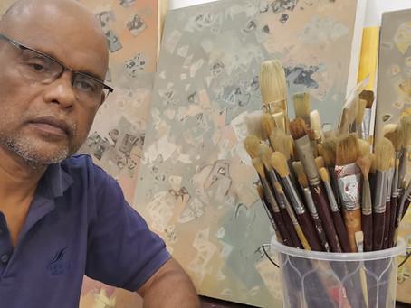 Sarath Gunasiri Perera: In Search of Freedom