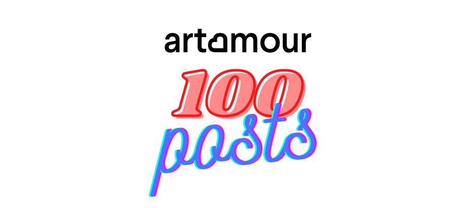 artamour: Celebrating a Century of Posts