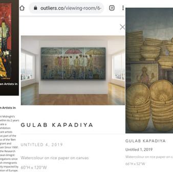 Musings on the Online Art Space
