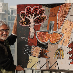 Emerging Forms: the Formative Art of Santosh Verma