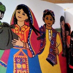 Rumana Husain: Storytelling through Art
