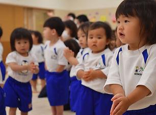 藍咲学園|リトミック