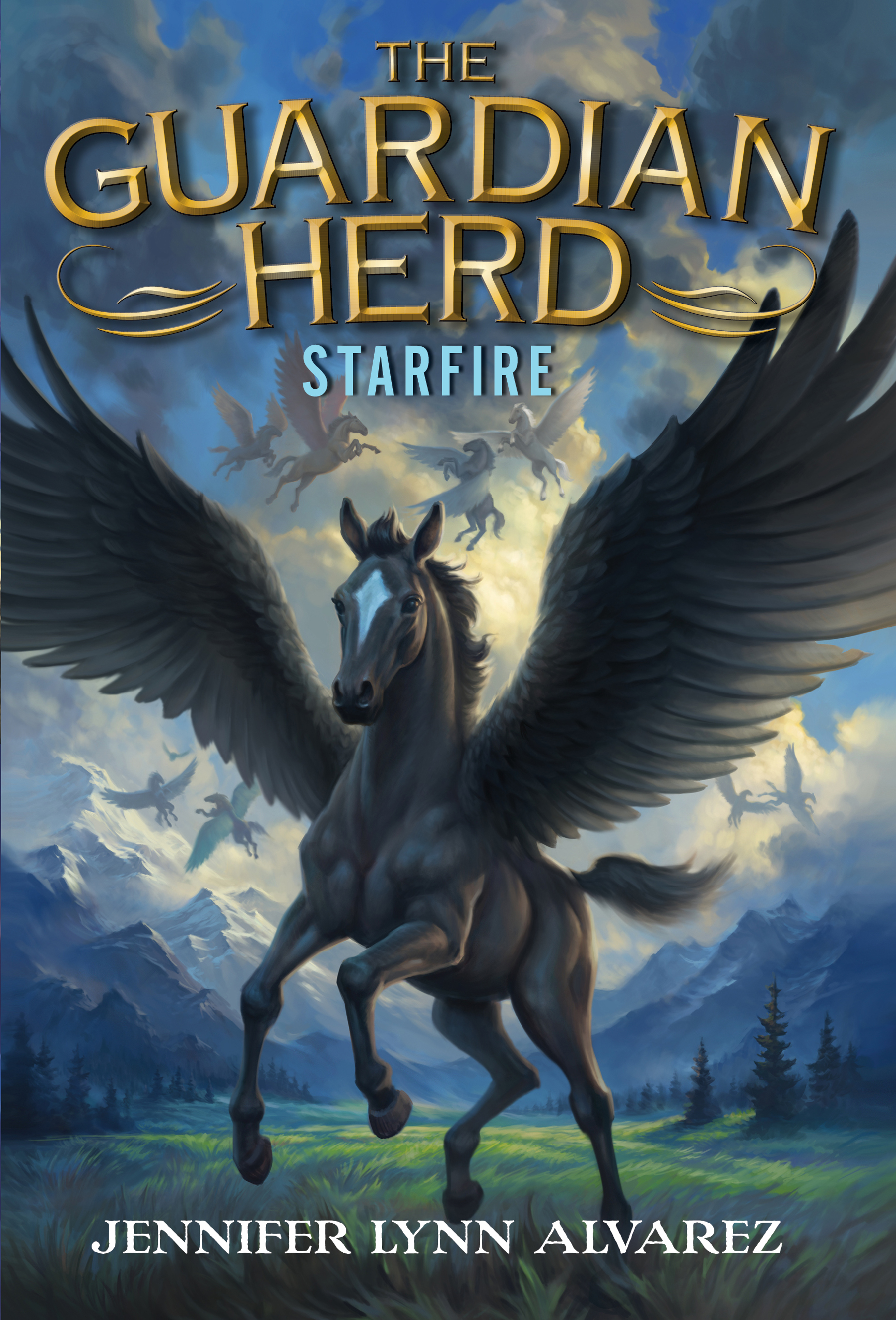 the official site of the guardian herd book series