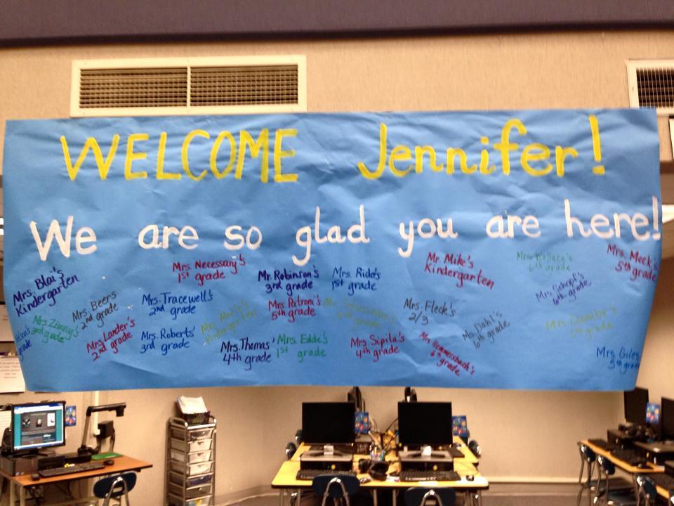 Fantastic School Visit,Silverdale WA
