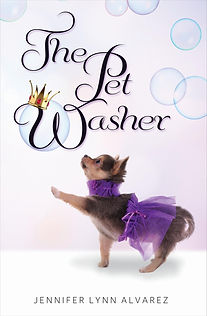 The Pet Washer Book