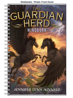 Guardian Herd Giveaway Prize