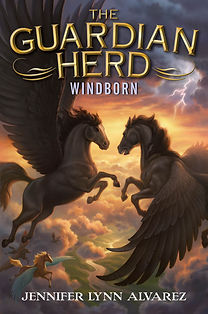 The Guardian Herd #4: WINDBORN