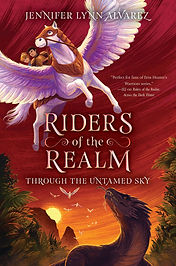 Riders of the Realm #2, Through the Untamed Sky