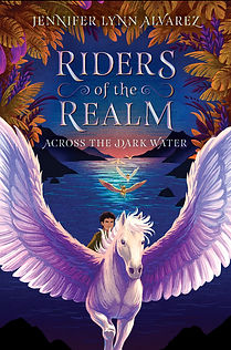 Across the Dark Water, RIDERS OF THE REALM #1