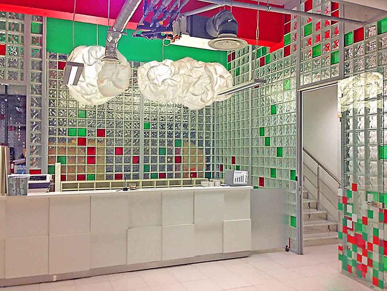 arch-box reception office брежнев арх-бокс рецепция