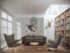 Arch-BOX / Дизайн-проект квартиры / Интерьеры в Москве