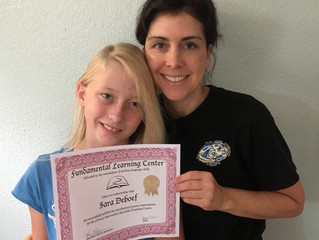 California mom finds answers at FLC with help of distance learning