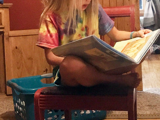 What it is like to have a child with  dyslexia, part 1