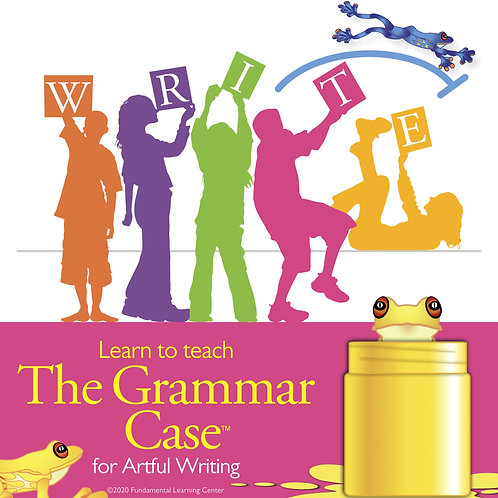 The Grammar Case, August 4, 2021