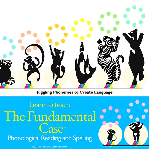 The Fundamental Case, a Phonemic Development Workshop, June 4 , 2021