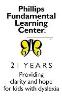 Phillips Fundamental Learning Center 21st YR Color Logo Setups 417x607 at 150px.png