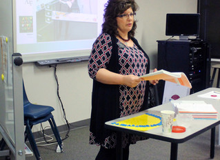 Director of Teacher Training makes teaching students with dyslexia life mission