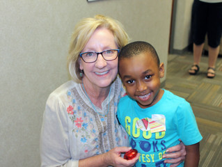 FLC's summer reading program changes course of one child's early education