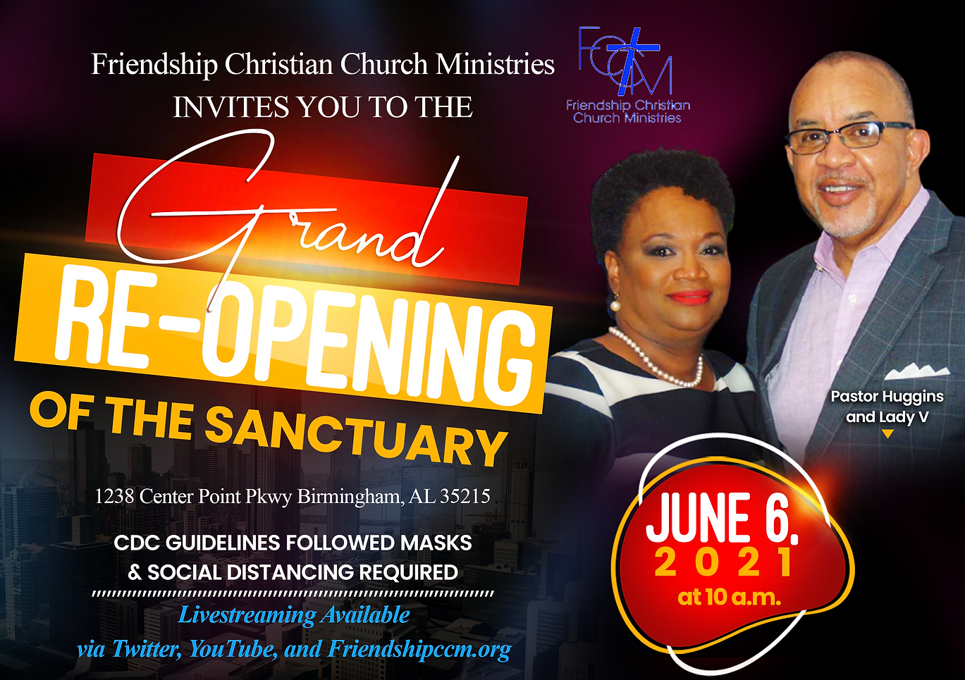Grand Re opening of the Sanctuary (1).pn