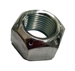 All Steel Locknut