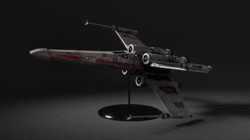 X-Wing Turn Around
