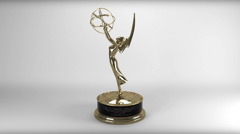 Emmy Award Turn Around