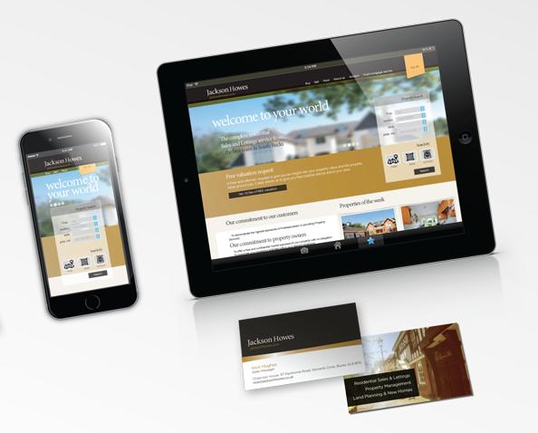website design, local design,