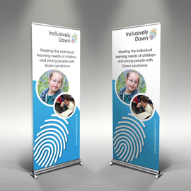 exhibiton design banners