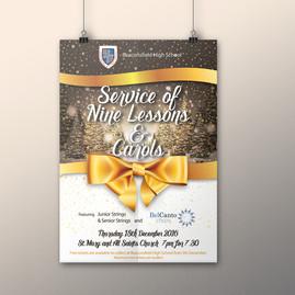 school christmas promotion