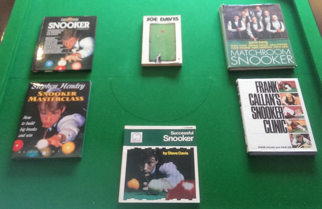 Snooker Text Books