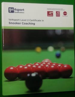 WPBSA / 1st4Sport Methods