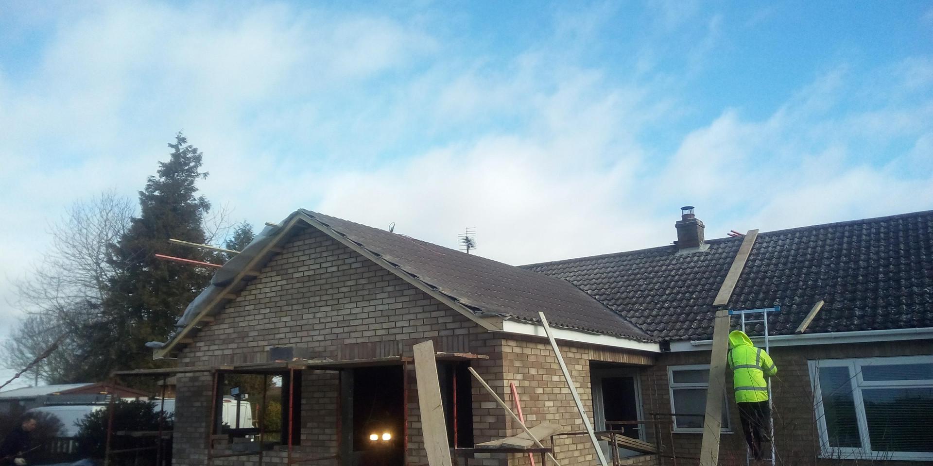 Wisbeach extention buildiers uk