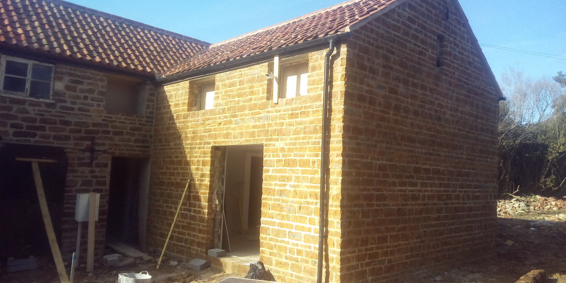 Barn Extension and Conversion